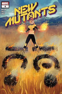New Mutants Vol. 4 (2019-) (Comic Book) #4