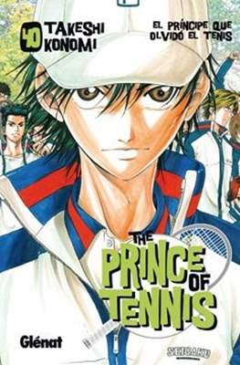 The Prince of Tennis (Rústica con sobrecubierta) #40