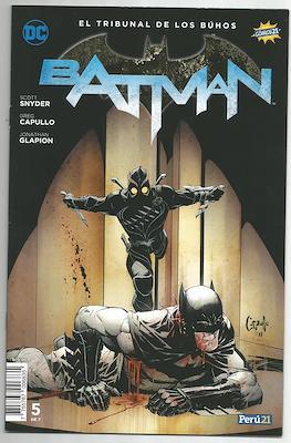 Batman: El tribunal de los buhos (Grapa) #5