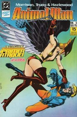 Animal Man (1989-1991) (Grapa 24 pp) #5
