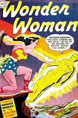 Wonder Woman Vol.1 (1942-1986; 2020-) (Comic Book) #72