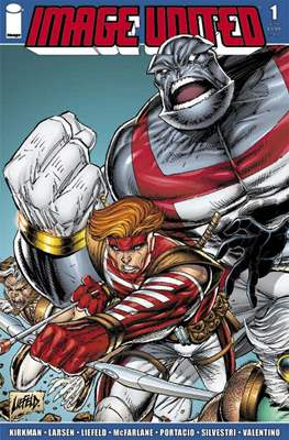 Image United (Comic Book) #1.1