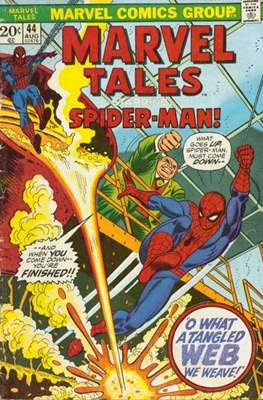 Marvel Tales (Comic Book) #44