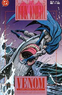 Batman: Legends of the Dark Knight Vol. 1 (1989-2007) #19