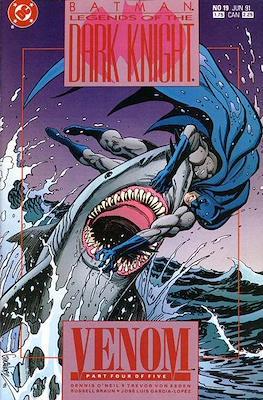 Batman: Legends of the Dark Knight Vol. 1 (1989-2007) (Comic Book) #19