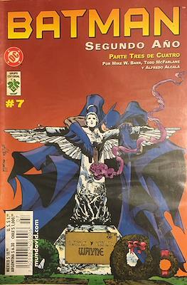 Batman (2002-2003) (Grapa) #7