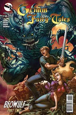 Grimm Fairy Tales (Comic Book) #110