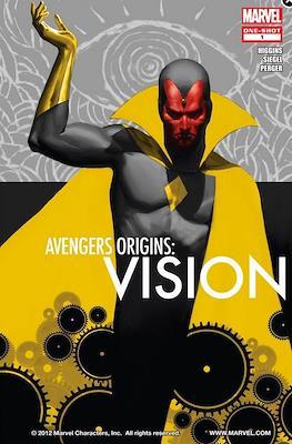 Avengers Origins (Comic Book) #4