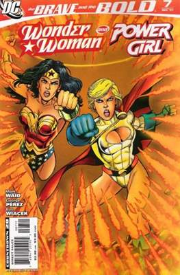 The Brave and the Bold (2007-2010) (Comic Book) #7