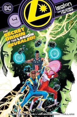Legion Of Super-Heroes Vol. 8 (2019-) (Comic Book 32 pp) #4
