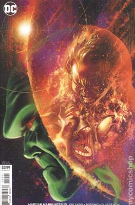 Martian Manhunter Vol. 5 (2018-...Variant Cover) (Comic Book) #10