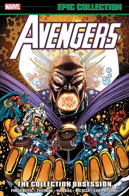 Avengers Epic Collection (Softcover) #21