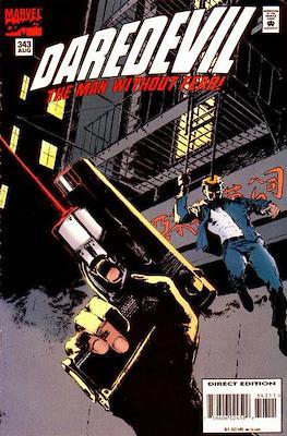 Daredevil Vol. 1 (1964-1998) (Comic Book) #343