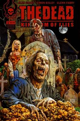 The Dead: Kingdom of Flies (Comic Book 32 pp) #2