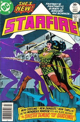 Starfire (Comic Book) #6