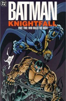 Batman Knightfall (Softcover) #2