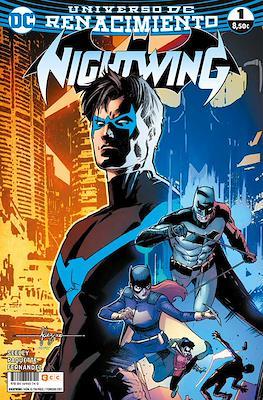 Nightwing. Renacimiento (Rústica) #1