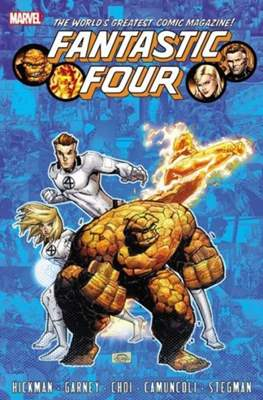 Fantastic Four by Jonathan Hickman (Softcover) #6