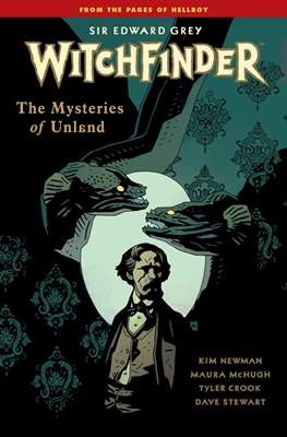 Witchfinder (Softcover) #3