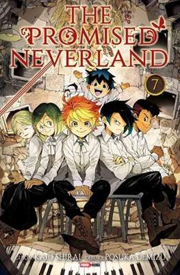 The Promised Neverland (Rústica con sobrecubierta) #7