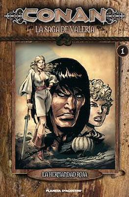 Conan: La saga de Valeria (Cartoné 216-200-248 pp) #1
