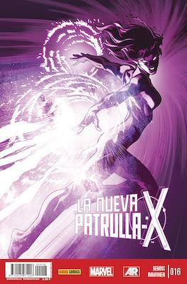 La Nueva Patrulla-X / La Patrulla-X Azul / Patrulla-X Negra (2013-) (Grapa) #16