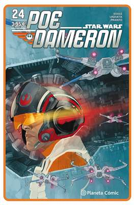Star Wars: Poe Dameron (Grapa 32 pp) #24