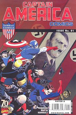 Captain America Comics 70th Anniversary Special