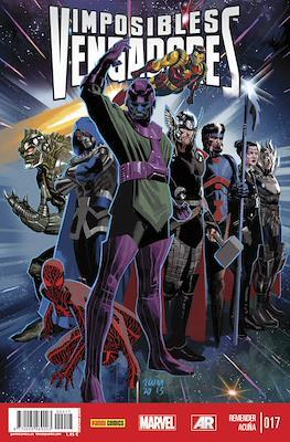 Imposibles Vengadores (2013-2018) (Grapa) #17