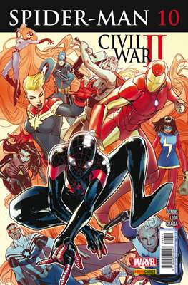 Spider-Man (2016-) (Grapa) #10