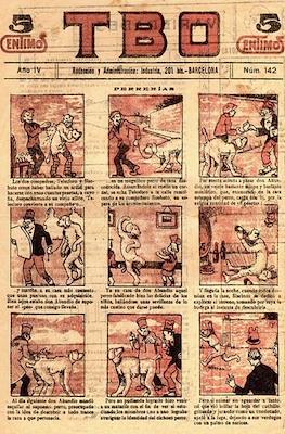 TBO (1917-1938) (Cuaderno) #142