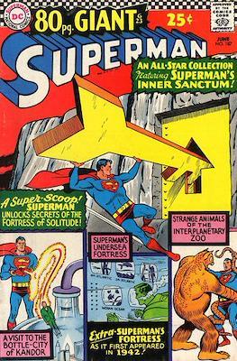 Superman Vol. 1 / Adventures of Superman Vol. 1 (1939-2011) (Comic Book) #187
