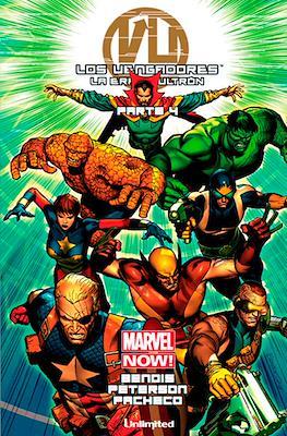 Los Vengadores. La era de Ultrón (Rústica) #4