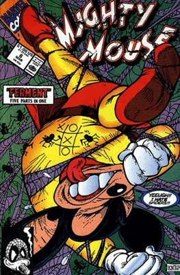 Mighty Mouse (Comic-book.) #6