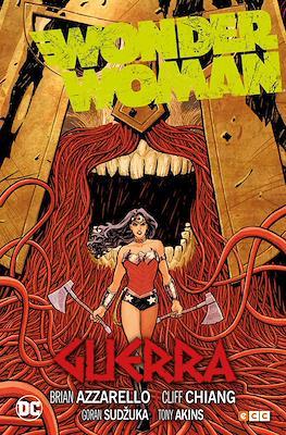 Wonder Woman de Brian Azzarello y Cliff Chiang (Cartoné) #4