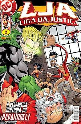 Liga da Justiça. 1ª série (Brochado. 100 pp) #2