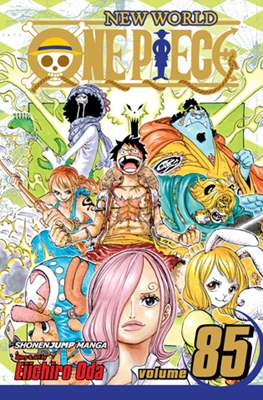 One Piece (Softcover) #85