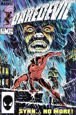 Daredevil Vol. 1 (1964-1998) (Comic Book) #214