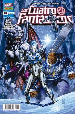 Los 4 Fantásticos / Los Cuatro Fantásticos Vol. 7 (2008-) #128/28