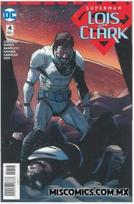 Superman: Lois and Clark (Grapa) #4