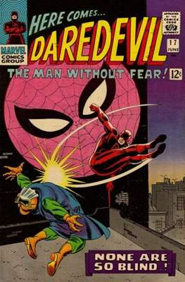 Daredevil Vol. 1 (1964-1998) (Comic Book) #17