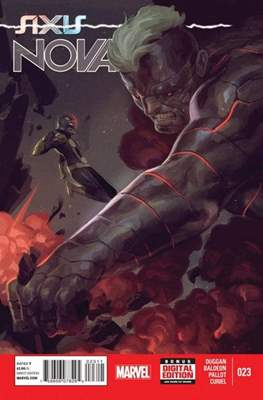 Nova Vol. 5 (Comic-Book) #23