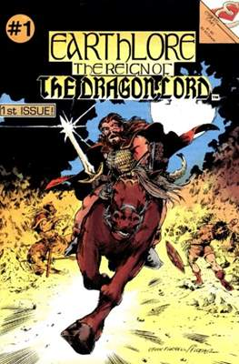Earthlore: The Reign of the DragonLord