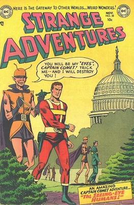 Strange Adventures (Comic Book) #38
