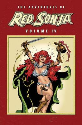 The Adventures of Red Sonja (2005-2007) (Rústica) #4