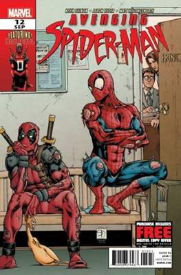 Avenging Spider-Man (Comic-Book) #12