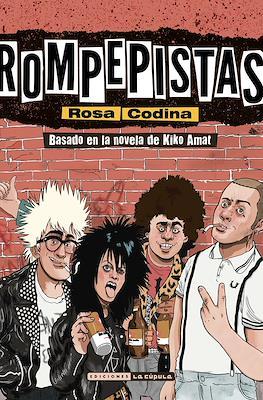 Rompepistas (Rústica 232 pp) #