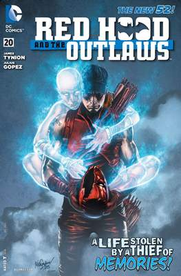 Red Hood and the Outlaws (2011-) New 52 (Comic-Book) #20