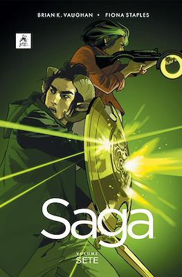 Saga (Capa dura 152 pp) #7