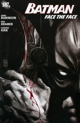 Batman. Face the Face